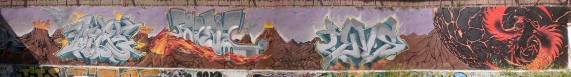 montaje volcanico